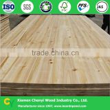 Chinese Fir edge glued finger joint solid wood panels