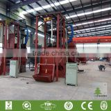 Qingdao Product Automatic Feeding Crawler Type Shot Blasting Cleaning Equipment