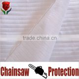 Premium quality uhmwpe cut proof chainsaw protective fabric for workwear and work gloves