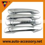 Car exterior decoration plastic chrome auto door handle covers for Lexus IS250/IS350