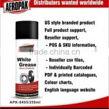 AEROPAK White Lithium Grease Spray Lubricant