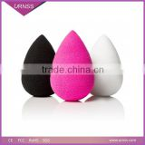 High quality customized makeup Egg Shaped Make up beauty Sponge cosmetic electric refillable body powder puff