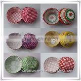 Round Cake Cup Muffin Cupcake Liner Baking Cup Mold for birthday
