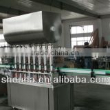 Automatic sauce bottle filling machinery/filler/equipment