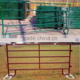 Anping best wire mesh product factory standard temporary metal fence,corral stock yard fencing panel for sale to Australia/Canad