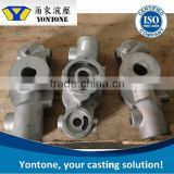 Yontone ISO T6 Heat Treatment Aluminium Gravity Die Casting, Brass Gravity Casting Parts, Mould Making, CNC Machining Factory