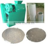 fertilizer granulation machine with food waste, bones, the roots and leaves of vegetables