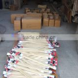 Bamboo marshmallow sticks roasting sticks