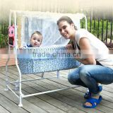HOT 100%handmade Natural baby moses/carrier basket wholesale