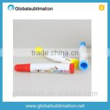 2016 hot sale sublimation color pen for sublimation printing