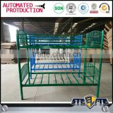 Adjustable metal bed frames wholesale cheap price stainless steel double bunk bed