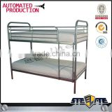 High quality steel double decker bed /cheap dubai bunk bed