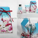4 PCS BATH SET W/PAPER BOX