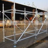 Construction Metal kwikstage Scaffolding/Quick stage scaffolding system for support building