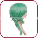 Party male green naruto synthetic cosplay wig PGW-1136