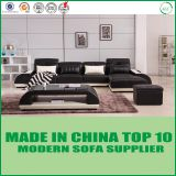 Modern Italian leather sofas set LZ003