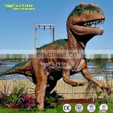 Dinosaur Exhibition High Simulation Artificial Silicon Molds Dinosaur