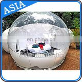Nice Portable Inflatable Bubble Hut with 2 tunnels