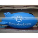 inflatable helium balloon, PVC blimp