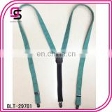Latest suspender, fabric suspender,denim suspender