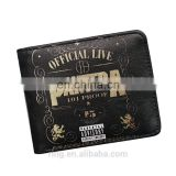 New Rock Music Band Designer Wallets PANTERA Wallet For Women Men