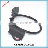 Baixinde FSD18221 Crankshaft position sensor For MAZDA FSD-18-221 FSD-18221 FSD-18-221A