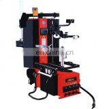 TIRE CHANGER U-239 WHIT WHEEL CLAMPING BY CENTERING FLANGE