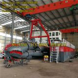 18 Cutter Suction Dredger 1000m3/h Dredger Ship Marine Steel