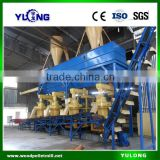wood pellet production line/biomass pellet line                                                                         Quality Choice