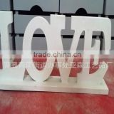 wholesale art minds wooden letters Personalised Wooden Name Plaques Words/Letters Wall/Door Art/craft/Sign