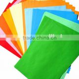 Colorful pearlescent printing paper for book covers