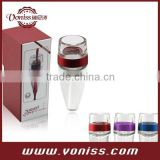 Smart Acryl Wine Aerator Decantor, 3 aprts, many color for choice and Best for promotion Gift