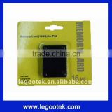 wholesale/8M,16M,32M,64M/memory card for Ps 2