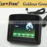 Factory Price 3.5 inch Waterproof GPS Navigation With Free Map And Bluetooth For Motorcycle And Car