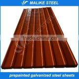 Color coated steel coil/galvanized roofing sheet hs code of building materials                                                                         Quality Choice