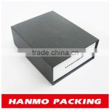 custom printed&design book shape storage box cmyk printing wholesale