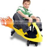 CE EN71 APPROVED PLASTIC BABY SWING CAR