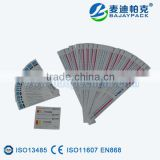 ETO and STEAM Sterilization Indicator Strip Label                                                                         Quality Choice