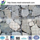 Anping factory supply hot-dipped galvanized gabion Basket Wire Mesh,gabion wall basket,gabion mattress