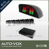 Parking Sensor for Parking Guidance System Parking Control