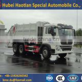 Garbage Compactor Truck/refuse truck for constructional engineering/environmental construction/sanitation