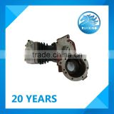 High quality WD615 air compressor 612600130195 for Yutong bus