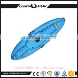 2.7m small recreational boat kayak sit on top canoe