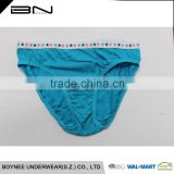 Factory Design Available 0-3 Year-old Softexible OEM Kintted Thong Children Underwear