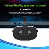 VR fIIT 3D glasses transparent cover VR 3D glasses ABS plastic VR virtual reality glasses 3D movies                                                                         Quality Choice