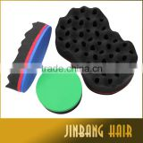 New Premium Fashion Magic Hair Twist Sponge Dreads Twisting Locks Dreadlocks Curl Brush Sponge Barber Hair Brush