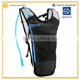 China factory wholesale lightweight hydration backpack with TPU bladder