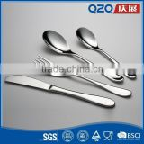 Baby kids hotel dessert cutlery set Kids cutlery set K003