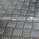 Checkered Aluminum Sheet for Decoration and Construction (factory price and excellent quality)