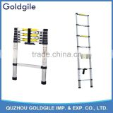 EN131-6 Aluminum Multi-Pourse Telescopic Ladder Extendable Foldable Step Ladder (2.0 M)